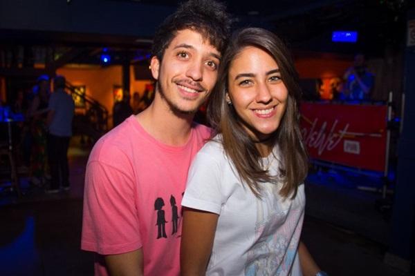 José Henrique e Marianna Resende (Rômulo Juracy/Esp. CB/D.A Press)