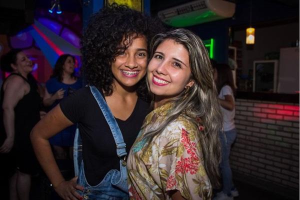 Letícia Rodrigues e Ana Paula Falcão (Rômulo Juracy/Esp. CB/D.A Press)