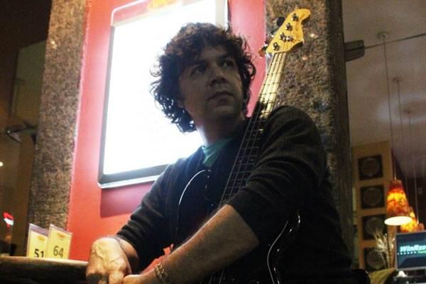 Músico Marcelo Maia  (Luis Augusto/Divulgação)