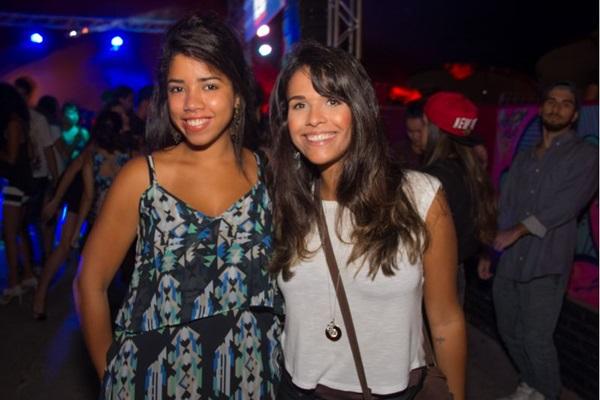 Paula Bandeira e Flávia Almeida ( Romulo Juracy/Esp. CB/D.A Press)