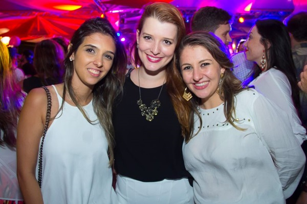 Ana Carolina Caetano, Marcela Soares e Camila Batistella (Romulo Juracy/Esp. CB/D.A Press)