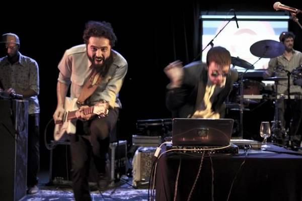 A banda faz show nesta sexta-feira (ACT Live/Divulgação)