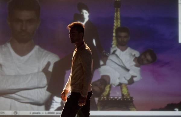 Além da dança, o audiovisual tem papel importante no palco (Rayssa Coe/Divulgação)
