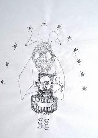 As obras de Marcelo Gandhi criticam a ditadura de gênero  (Marcelo Gandhi/Divulgação)