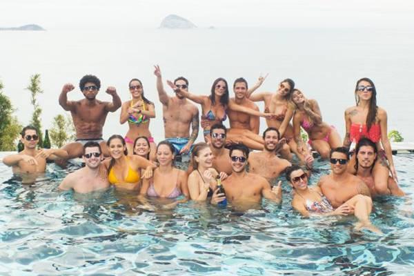 Elenco da versão brasileira de Are you the one? Brazil  (MTV/Divulgação)