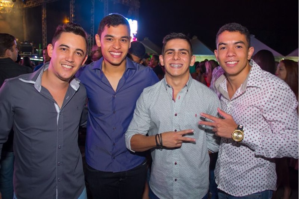 Pedro Moura, Wellington Mota, Pedro Henrique e Cristofer Araújo (Rômulo Juracy/Esp. CB/D.A Press)