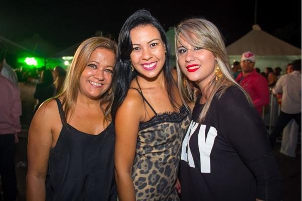 Ruth Lemos, Anália Neves e Thamara Aires (Rômulo Juracy/Esp. CB/D.A Press)