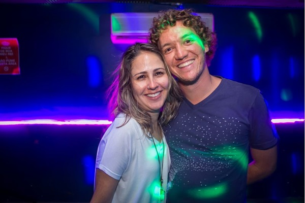 Aline Godoi e Camilo Juliano (Romulo Juracy/Esp.CB/D.A Press)