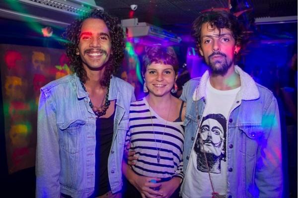 Yuri Rocha, Nathália Azoudel e João Pedreiro (Romulo Juracy/Esp.CB/D.A Press)