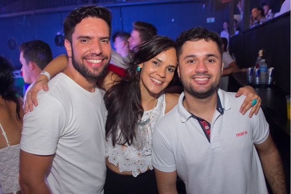 Paulo Ricardo, Rosana Almeida e Leandro Carvalho (Romulo Juracy/Esp.CB/D.A Press)