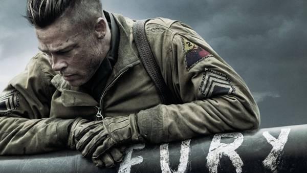 Brad Pitt comanda com pulso forte tropa que se vê sozinha em combate da Segunda Guerra Mundial (Sony Pictures/Divulgação)