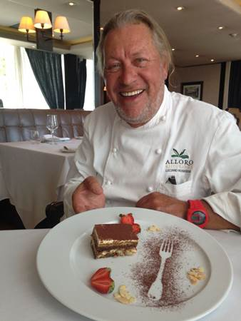 Luciano Boseggia pode comandar cozinha do Windsor Brasília  (Liana Sabo/CB/D.A Press)