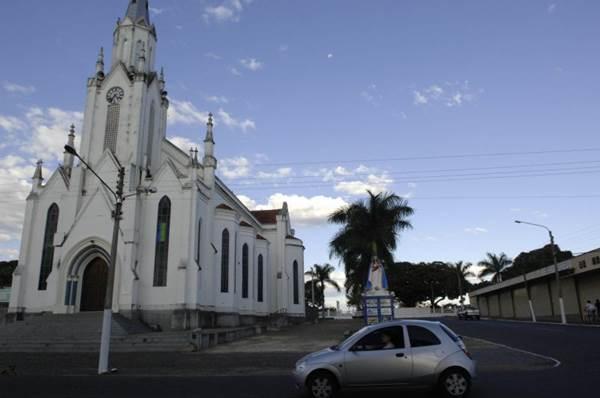 As ruas da Cidade de Goiás serão tomadas por foliões (Cadu Gomes/CB/D.A Press)