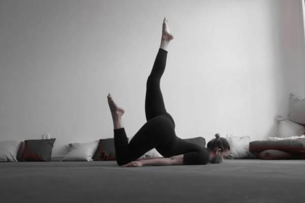 Flexibilidade é uma das habilidades testadas na modalidade ( Arquivo pessoal)