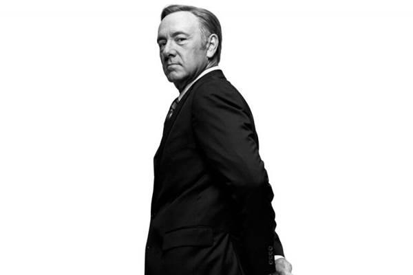 Personagem Frank Underwood  (Netflix/Divulgação)