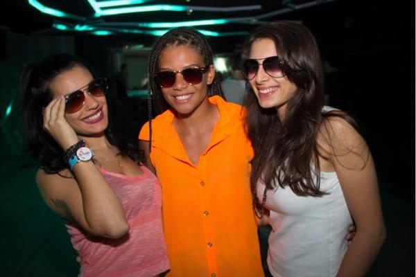 Luanne Cruz, Gabriella dos Santos e Petra Pantoja (Romulo Juracy/Esp. CB/D.A Press)