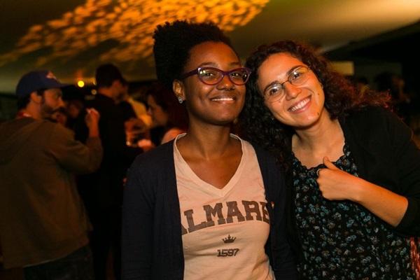 Anne Quiangala e Dayla Duarte (Gilberto Evangelista/Divulgação)