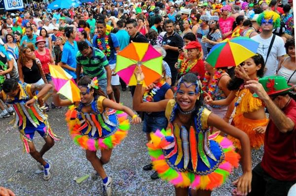 Galinho de Brasília espera reunir 80 mil pessoas, amanhã no Setor Bancário Sul (Janine Moraes/CB/D.A Press - 3/3/14)