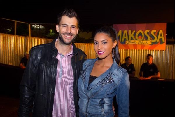 Guilherme Dupeat e Cristina Lopes (Romulo Juracy/Esp. CB/D.A Press)