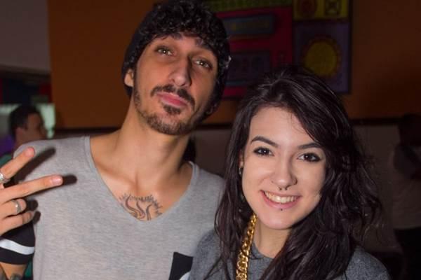 Rodrigo Cavalcanti e Sarah Stephanie (Romulo Juracy/Esp. CB/D.A Press)