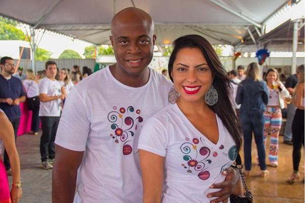 Wellington Sobrinho e Gabriela Arruda (Romulo Juracy/Esp. CB/D.A Press)