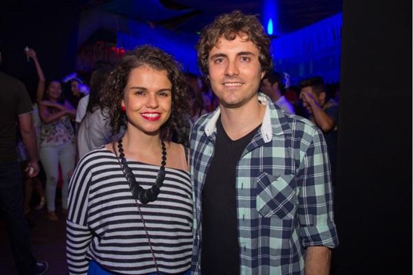 Ana Vitória e Gaspar Virgílio (Romulo Juracy/Esp. CB/D.A Press)