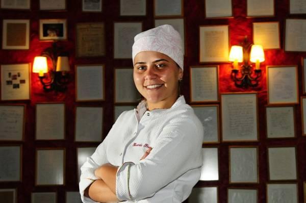 Fernanda Bressan é uma das chefs mais jovens do Restaurant Week  (Edílson Rodrigues/CB/D.A Press)