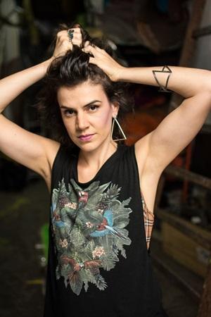 Mariana Aydar: 'Acredito muito na minha geração, que é corajosa e faz seu próprio som, respeitando a música, em primeiro lugar' ( Mariana Aydar/Divulgação)
