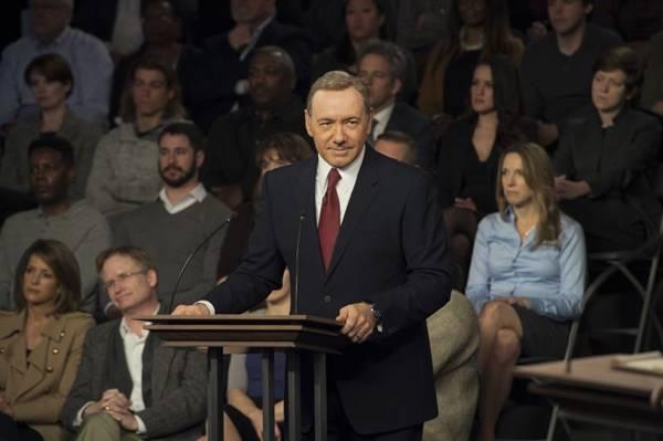 Claire Underwood pode se tornar a principal inimiga de Frank em nova temporada de House of cards (David Giesbrecht/Divulgação)