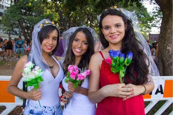 Carina Mota, Isabel Costa e Thayná Marques (Romulo Juracy/Esp. CB/D.A Press)