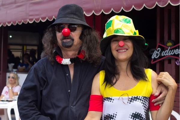 Carlos Torres e Márcia Pacheco (Romulo Juracy/Esp. CB/D.A Press)