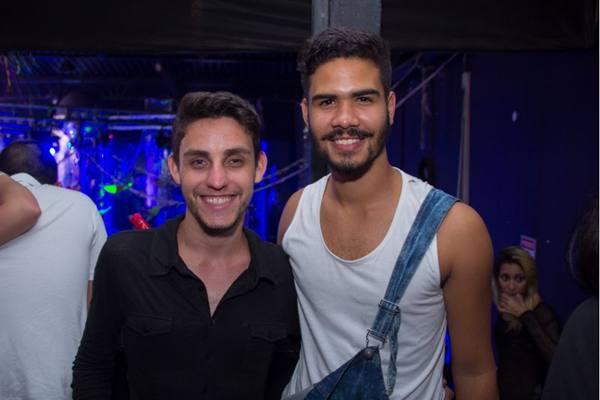 Maurício Rossetto e Lucas Ruela (Romulo Juracy/Esp. CB/D.A Press)