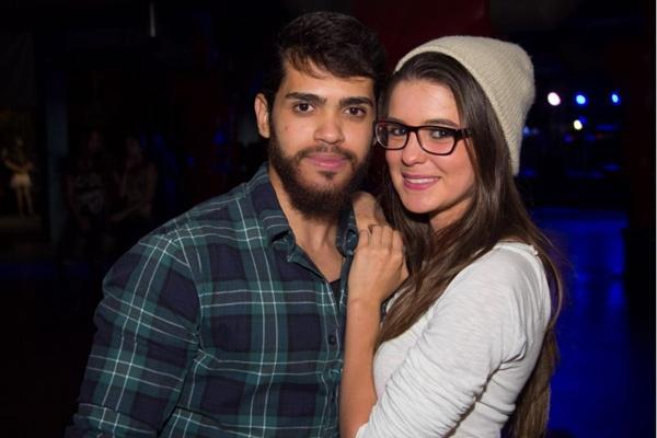 Gustavo Nunes e Kamila Roriz (Romulo Juracy/Esp. CB/D.A Press)