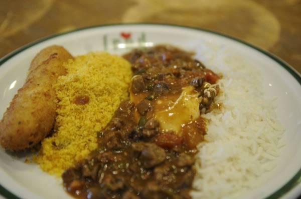 Picadinho de filé do Fred já é patrimônio da gastronomia da capital (Bruno Peres/CB/D.A Press)