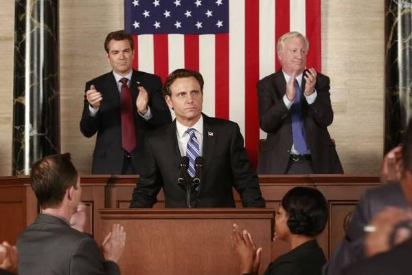 Nova temporada de Scandal começa no início do segundo mandato de Fitz (Sony/Divulgação)