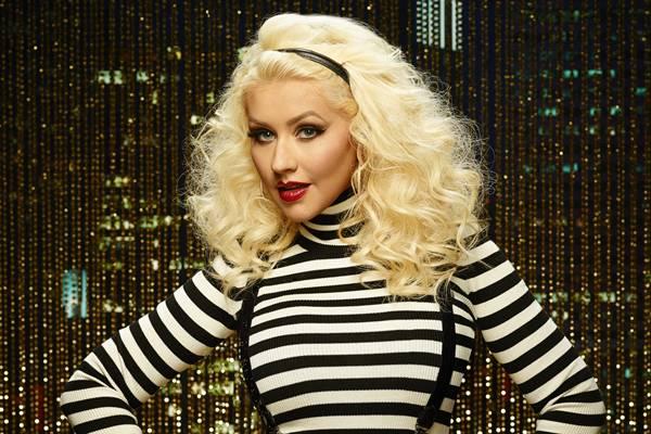 Christina Aguilera participou das primeiras temporadas e está de volta ao reality (Sony/Divulgação)