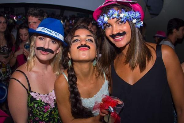 Priscila Duda, Helena Lemos e Fernanda Teles (Romulo Juracy/Esp. CB/D.A Press)