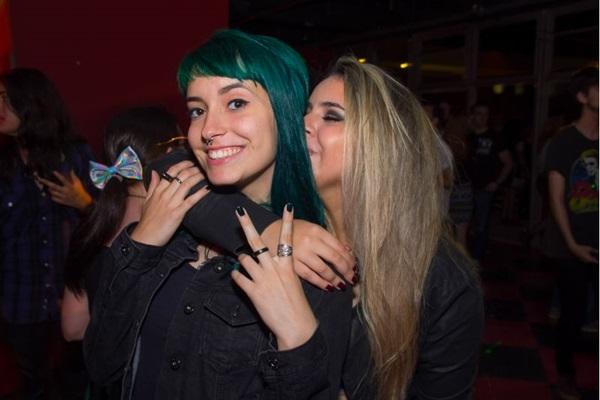 Natália Carreira e Iana Sousa (Romulo Juracy/Esp. CB/D.A Press)