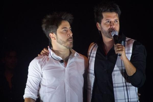 Dupla Henrique & Ruan (Rômulo Juracy/Esp. CB/D.A Press)