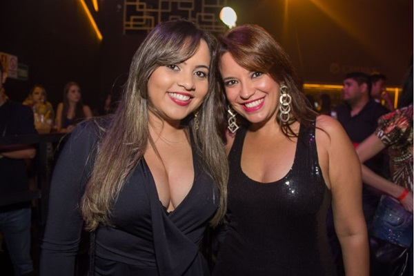 Fabiane Sampaio e Catarina Batista  (Romulo Juracy/CB/D.A Press)