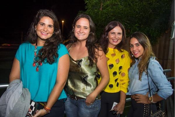 Bianca Maciel, Ana Cecília Resende, Ana Virgínia Coelho e Amanda Porfilho (Romulo Juracy/Esp. CB/D.A Press)