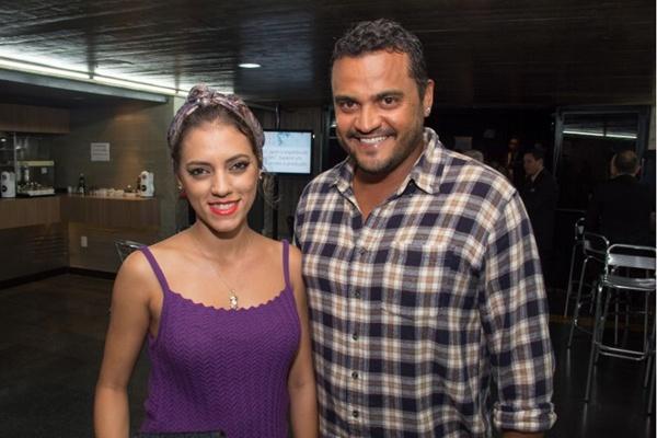 Jamila Lago e Edione Machado (Romulo Juracy/Esp. CB/D.A Press)