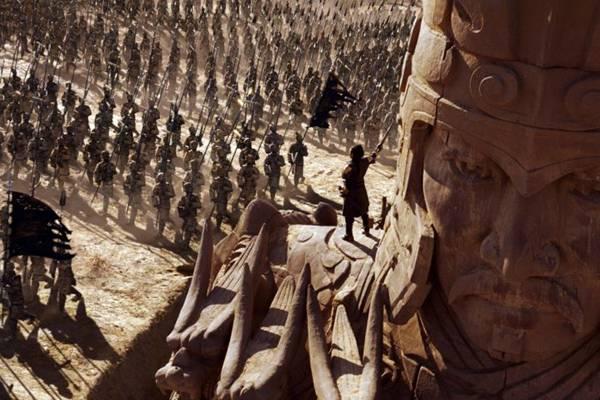 A múmia: Tumba do imperador dragão será exibido na Record, às 22h30 (Digital Domain/Universal Studios/Divulgacao)
