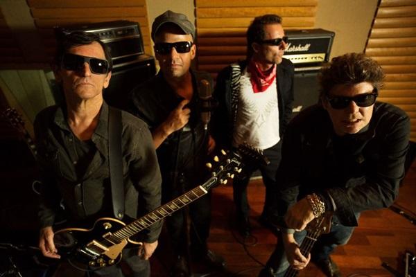 O grupo Titãs traz o repertório do álbum Nheengatu, lançado no ano passado  (Marcos Hermes/Divulgação)