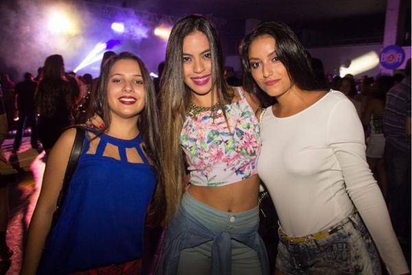 Gabriella Godinho, Maiara Lopo e Bianca Muniz  (Romulo Juracy/CB/D.A Press)