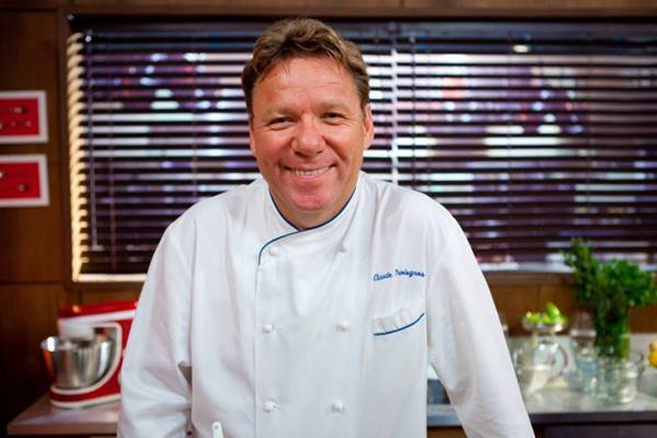 Chef Claude Troisgrois no programa Que marravilha - revanche (Jardim Móvel/Divulgação)