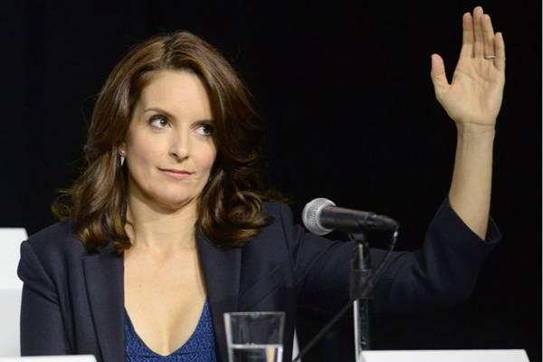 Tina Fey é um dos principais nomes da comédia dos EUA  ( Jason Merritt/Getty Images/AFP)