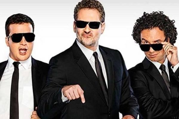 Nova bancada da atração tem Rafael Cortez, Dan Stulbach e Marco Luque  (Facebook.com/Reprodução da Internet)