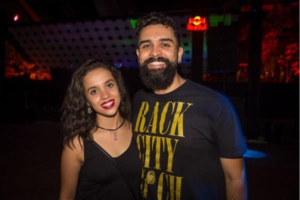 Bianca Correia e Artur Correia (Rômulo Juracy/Esp. CB/D.A Press)