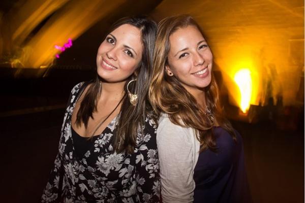 Elisa Alves e Amanda Albuquerque (Rômulo Juracy/Esp. CB/D.A Press)